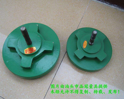 十字型防震垫铁