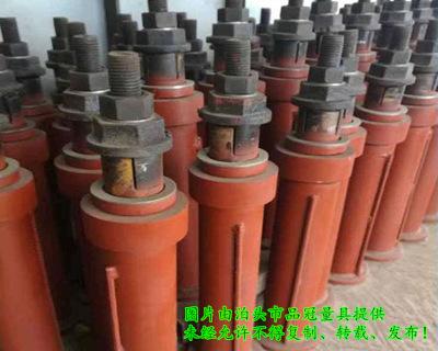 焊接型地锚器